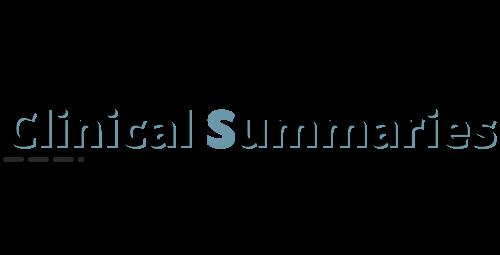 Clinical-Summaries